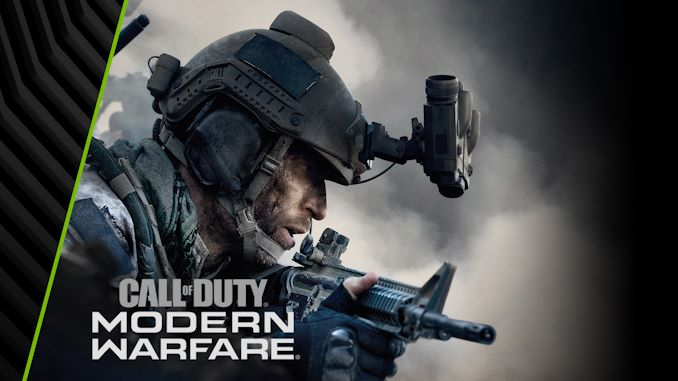 NVIDIA Announces Call of Duty: Modern Warfare Game Bundle for GeForce RTX 20 Cards