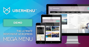 UberMenu — плагин WordPress Mega Menu